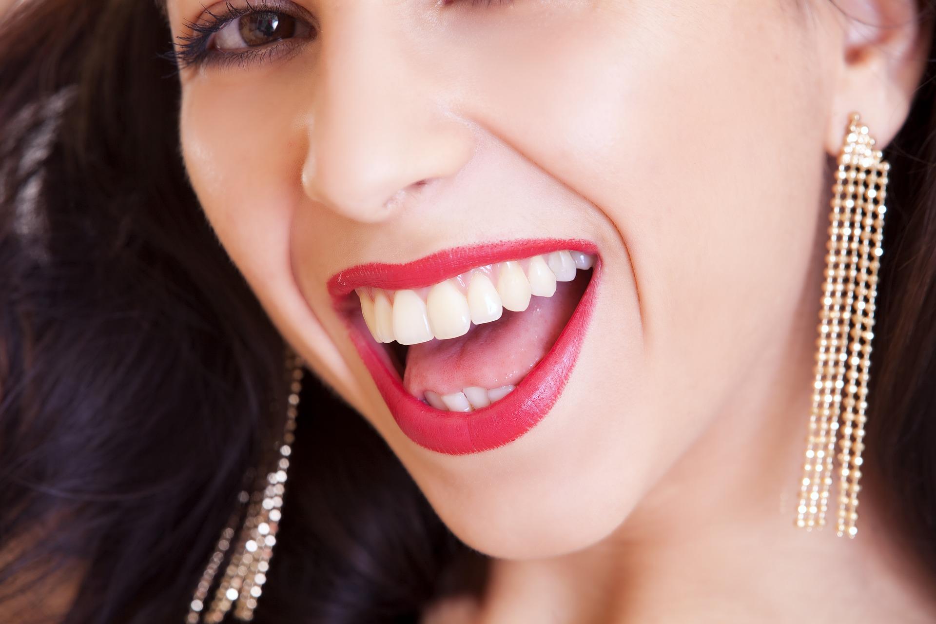 Zuby jsou naší vizitkou