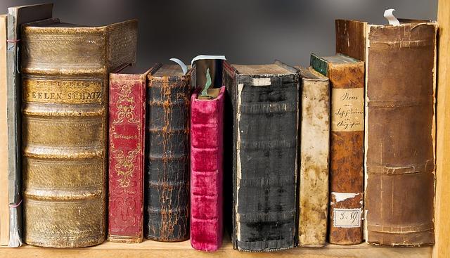 špinavé knihy