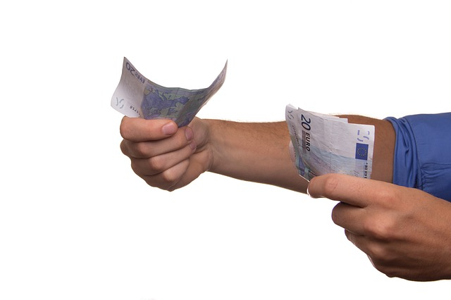 peníze platba