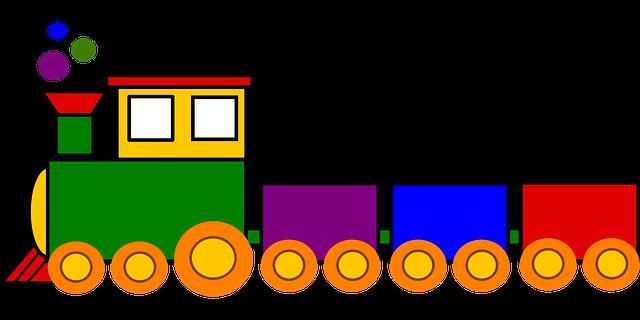 Nákres lokomotivy