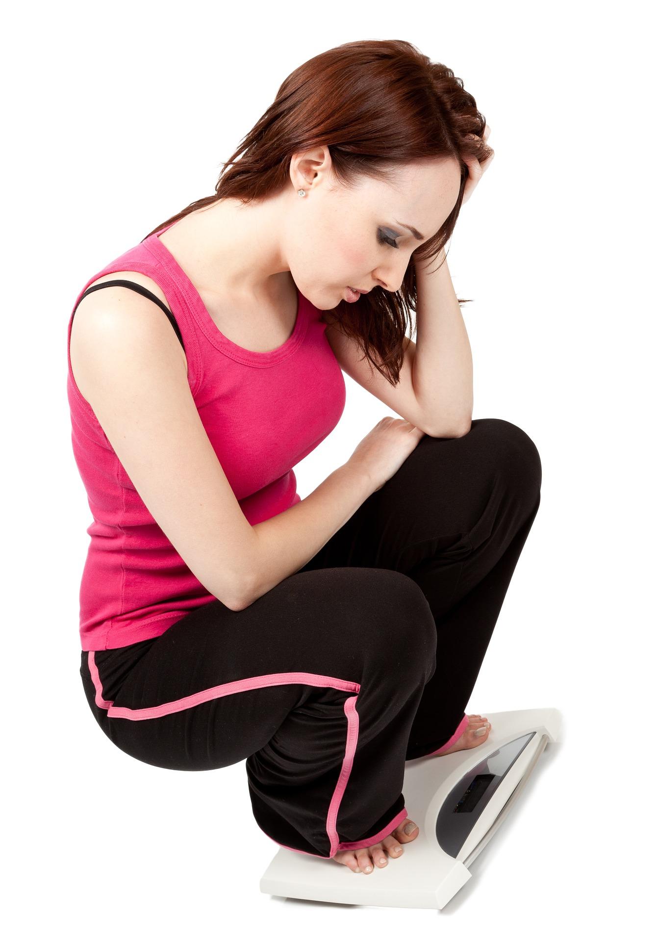 stagnace v redukční diete